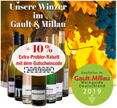 Bild zu Weinvorteil: 10% Extra-Rabatt auf über 40 Weine