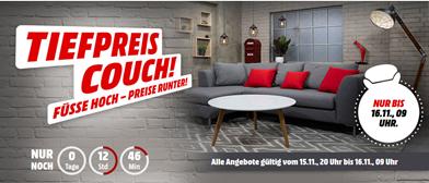 Bild zu MediaMarkt Tiefpreis-Couch – z.B. iRobot Roomba E5 Saugroboter für 399€