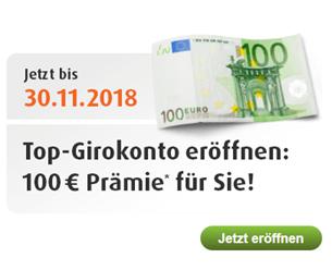 Bild zu Norisbank: kostenloses Girokonto (ohne Bedingungen) + kostenlose Mastercard (optional) + 100€ Guthaben bei aktiver Nutzung