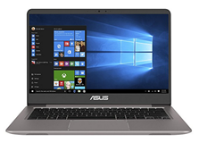 "Bild zu Asus Zenbook UX3410UA-GV128T (14"" FHD matt) Notebook (Intel Core i5-7200U, 8GB RAM, 256GB SSD, 1TB HDD, Intel HD Graphics, Win 10) für 799€ (Vergleich: 1.099€)"