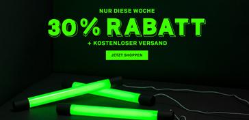 Bild zu Happy Socks: 30% Rabatt auf (fast) alles + keine Versandkosten
