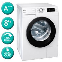 Bild zu Gorenje W8543T 8kg Waschmaschine (Frontlader, A+++, 1400U/min, 23 Programme, AquaStop) für 299€ (Vergleich: 403,90€)