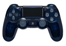 Bild zu SONY PS4 Wireless Dualshock Controller – 500 Million Limited Edition (Navy Blue/Transparent) für 46,98€ (Vergleich: 63,04€)