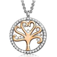 """Bild zu Kami Idea """"Baum des Lebens"""" Damenkette für 9,99€"""