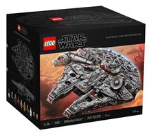 Bild zu [Bestpreis] LEGO Star Wars – 75192 Millennium Falcon für 619,98€ (Vergleich: 680,80€)
