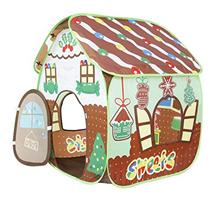 Bild zu Homfu Kinder Spiel-Zelt Pop-up in versch. Farben ab 18,14€