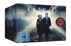 Bild zu Akte X – Die komplette Serie [Blu-ray] für 51,48€ (Vergleich: 79,99€)