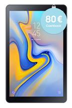 Bild zu Samsung Galaxy Tab A 10.5 LTE für einmalig 39,99€ im o2 LTE Internet S mit 1 GB LTE Datenflat für 13,99€/Monat (+ 80€ Cashback)