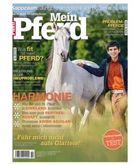 """Bild zu Jahresabo der """"Mein Pferd"""" ab 52,80€ + 50€ Verrechnungsscheck als Prämie"""