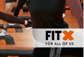 Bild zu 12 Monate Mitgliedschaft in allen FitX Studios inkl. Kursen mit Trainern, Getränke-Flatrate und Aktivierungspauschale für 189€ (15,75€/Monat)
