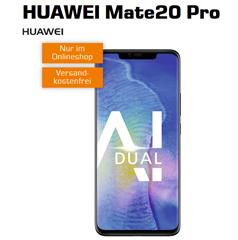 Bild zu Huawei Mate 20 Pro (für 49€) mit o2 Free M Boost Tarif (20GB LTE Datenvolumen, Allnet/SMS-Flat, EU-Roaming) für 39,99€/Monat