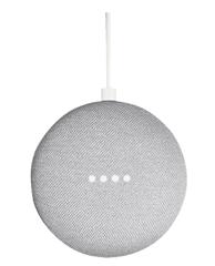 Bild zu GOOGLE Home Mini Smart Speaker mit Sprachsteuerung für 49,99€ + 30€ Coupon (Vergleich: 33,99€)