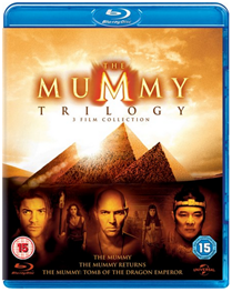 Bild zu Die Mumie Trilogie (Blu-ray) für 6,37€ (Vergleich: 15,51€)