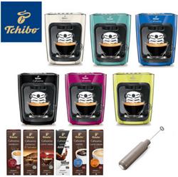 Bild zu [Super] Tchibo Cafissimo mini Kapselmaschine + 60 Kapseln + Milchaufschäumer für je 35,10€ (Vergleich: 74,21€)