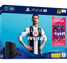 Bild zu [Hammer] Sony PlayStation 4 (PS4) Pro 1TB + FIFA 19 für 314,10€ (sonst über 400€)