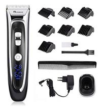 Bild zu Akku Haarschneidemaschine inkl. Bartschneider mit LED-Display für 23,24€