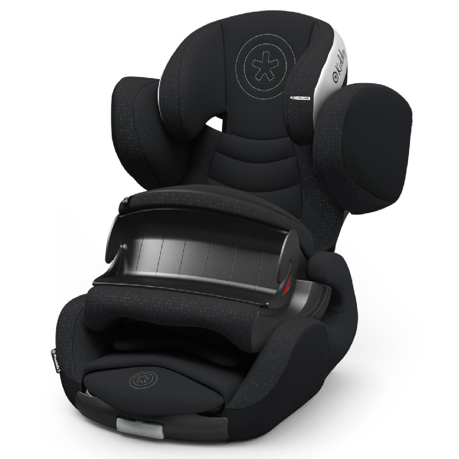 Bild zu Kiddy Kindersitz Phoenixfix 3 Mystic Black für 159,99€ (Vergleich: 180€)