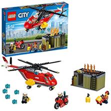 Bild zu Amazon.fr: LEGO Feuerwehr-Löscheinheit (60108) für 17,61€ inkl. Versand (Vergleich: 24,94€)