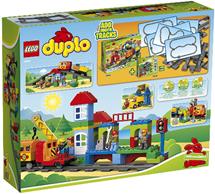 LEGO DUPLO - Mon Train de Luxe - 10508 - Jeu de Construction Amazon fr Bricolage