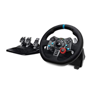 Logitech G29 Driving Force Racing Wheel and Pedals (PS4 PS3 and PC) UK-Plug Amazon co uk Computers Ac[...]