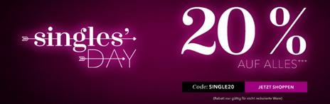 Bild zu Douglas Singles' Day: 20% Rabatt auf nicht reduzierte Artikel