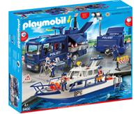 Bild zu PLAYMOBIL Bundespolizei – Großeinsatz 9400 für 59,99€ inkl. Versand (Vergleich: 78,95€)