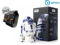Bild zu Star Wars Sphero R2-D2 + Force-Armband für 55,90€ inkl. Versand (Vergleich: 77,85€)