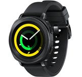 Bild zu SAMSUNG Gear Sport Smartwatch Silikon, S/L, Schwarz oder Blau für 129€ inkl. Versand (Vergleich: 180€)