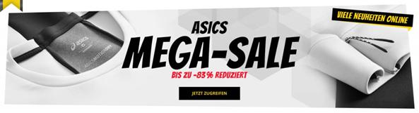 Bild zu SportSpar – ASICS Mega Sale mit bis zu 83% Rabatt, z.B. ASICS Running Tech Full Zip Jacke für 36,94€ (Vergleich: ab 44€)