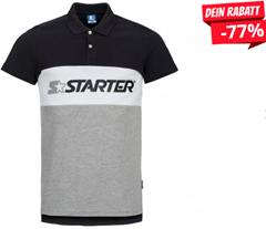 Bild zu SportSpar: STARTER Herren Polo-Shirt Impulse (4 Farben) für 11,94€ inkl. Versand (Vergleich: ab 18€)