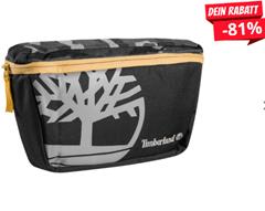 Bild zu SportSpar: Timberland Logo Print Small Bauchtasche für 9,50€ inkl. Versand (Vergleich: 15,99€)