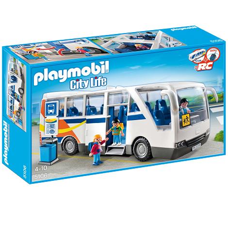Bild zu Playmobil Schulbus (5106) für 28,94€ (Vergleich: 69,26€)