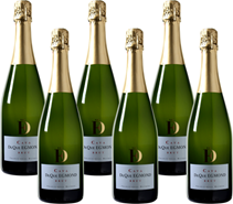 6er-Paket DuQue Egmond Cava Brut - Penedés DO (2)