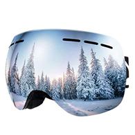 Bild zu Bfull Unisex Skibrille (geeignet für Brillenträger ) für 10,80€
