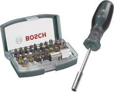 Bild zu Bosch 32-tlg. Bit-Set Accessories Promoline für 11,99€ inkl. Versand (Vergleich: 15,99€)