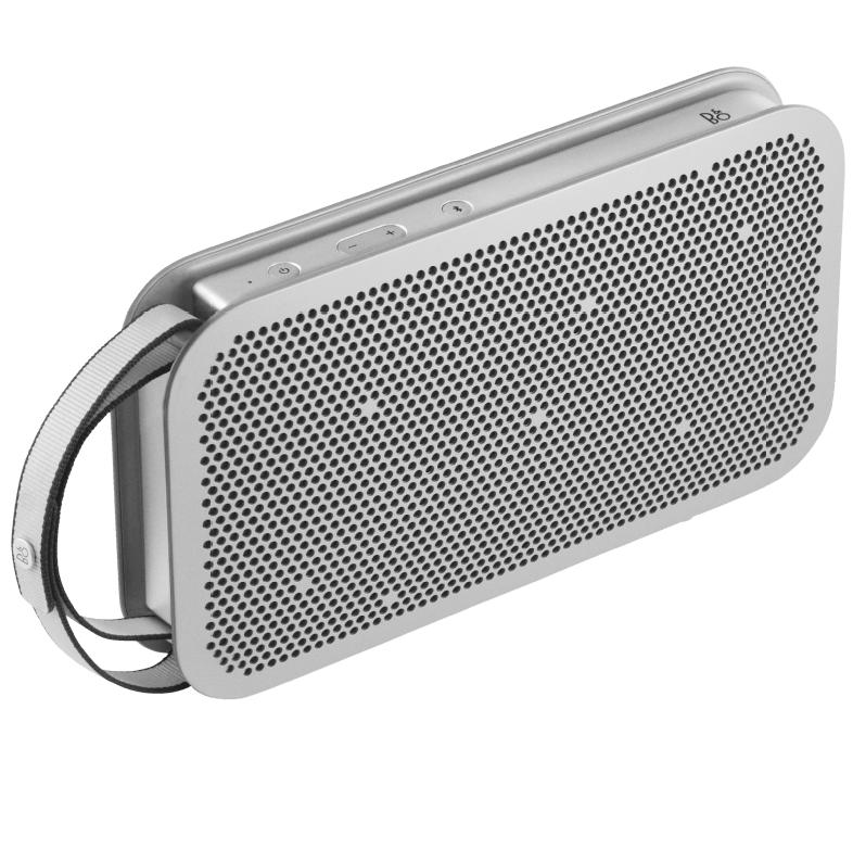 Bild zu Bluetooth Lautsprecher B&O PLAY Beoplay A2 Active für 130,99€ (Vergleich: 199€)