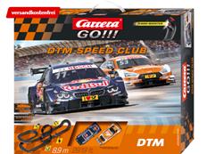 Bild zu CARRERA (TOYS) GO!!! – DTM Speed Club DTM Speed Club Rennbahn für 55€ inkl. Versand (Vergleich: 69€)