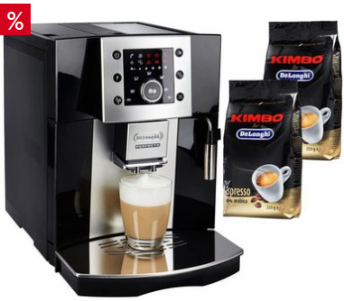 Bild zu De'Longhi Kaffeevollautomat Perfecta ESAM 5400.B, mit Kegelmahlwerk für 404,95€ inkl. Versand (Vergleich: 459€)