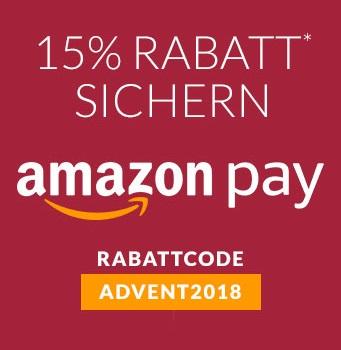 Bild zu [Super] Engelhorn: 15% Extra-Rabatt auf über 13.000 Artikel bei Bezahlung mit Amazon Pay