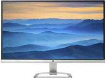 Bild zu HP 27 Zoll Monitor (68,58cm 16:9 Full HD Bildschirm 2x HDMI 1x VGA) für 139,90€ inkl. Versand (Vergleich: 161,98€)