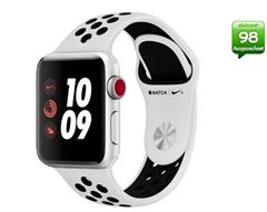 Bild zu Apple Watch Series 3 Nike+ GPS + Cellular für 323,99€ (Vergleich: 404,95€)
