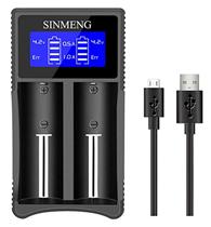 Bild zu SINMENG NEW SW-3 Intellicharge Akku Ladegerät (für Li-Ion / IMR / Ni-MH / Ni-Cd) für 7,99€