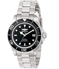 Bild zu Invicta Herren Analog Automatic Uhr mit Edelstahl Armband 8926OB für 78,69€ (Vergleich: 131,75€)
