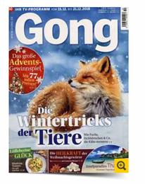 """Bild zu [Super] bis zu 14 Monate """"Gong"""" für 99,40€ + Prämien im Wert von bis zu 105€ (z.B. 95€ Amazon.de Gutschein)"""