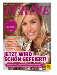 """Bild zu Jahresabo """"Für Sie"""" (26 Ausgaben) für 61,70€ anstatt 76,70€ + bis zu 60€ Prämie"""