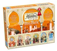 """Bild zu Queen Games Spiel """"Alhambra"""" (Big Box, Spiel des Jahres 2003) für 28,94€ (Vergleich: 45,95€)"""