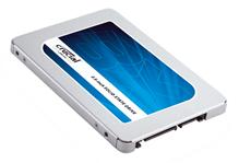 Bild zu CRUCIAL BX300 SSD 480 GB 2.5 Zoll (interne Festplatte, Silber/blau) für 67,99€ (Vergleich: 84,99€)