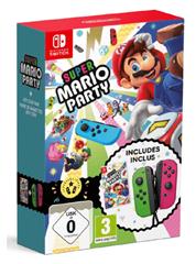 Bild zu Super Mario Party + Joy-Con Set (Nintendo Switch) für 101,98€ (Vergleich: 119,99€)