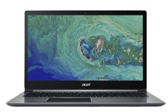 Bild zu [bis 20 Uhr] ACER Swift 3 (SF315-41G-R81H), Notebook mit 15.6 Zoll Display, Ryzen™ 7 Prozessor, 8 GB RAM, 256 GB SSD, Radeon™ RX 540, Silber für 799€ (Vergleich: 903,99€)
