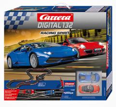 """Bild zu Carrera DIGITAL 132 Rennbahn """"Racing Spirit"""" für 249,99€ (Vergleich: 319€)"""